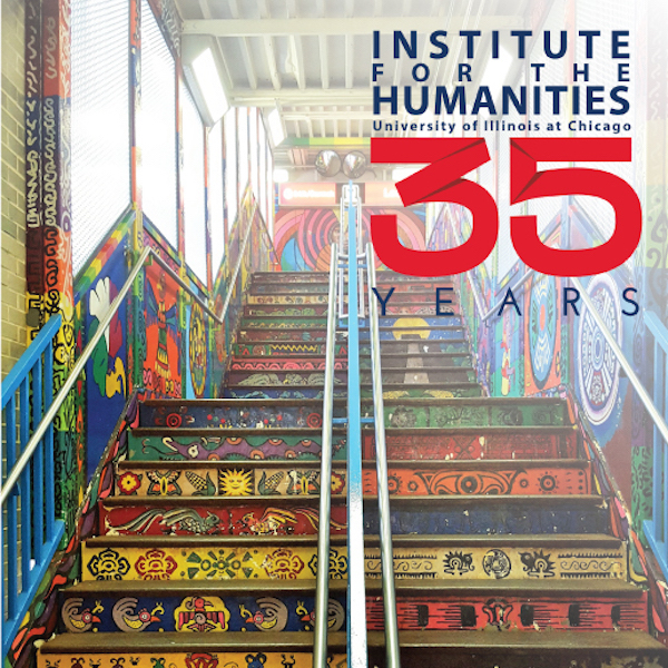 Institute for the Humanities 35th Anniversary Cover