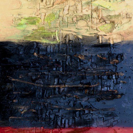 abstract artwork by Faisal Mohyuddin