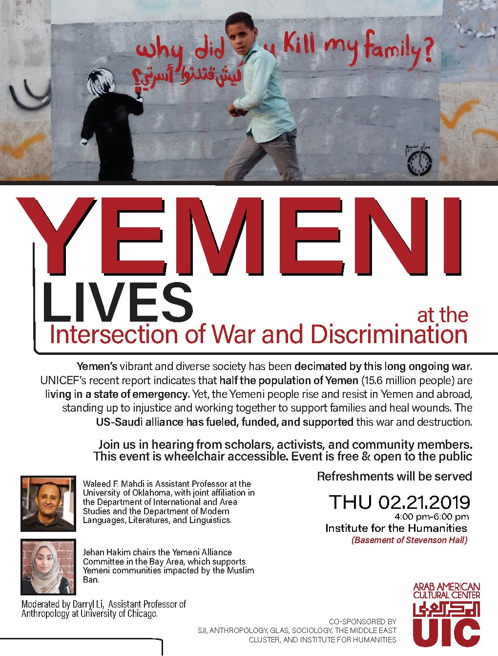 Yemeni Lives