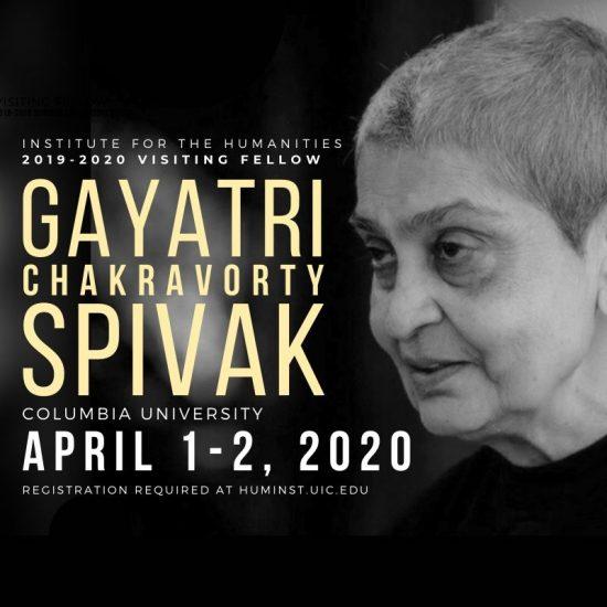 Image of Gayatri Spivak