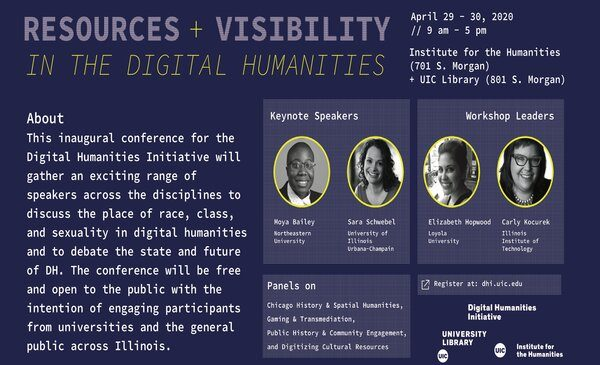 DHI Conference Flyer