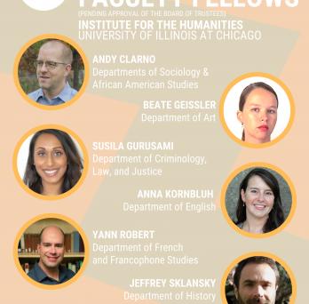 2020-2021 Faculty Fellows Poster