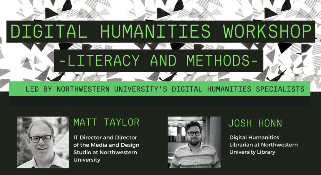 Digital Humanities Workshop tile
