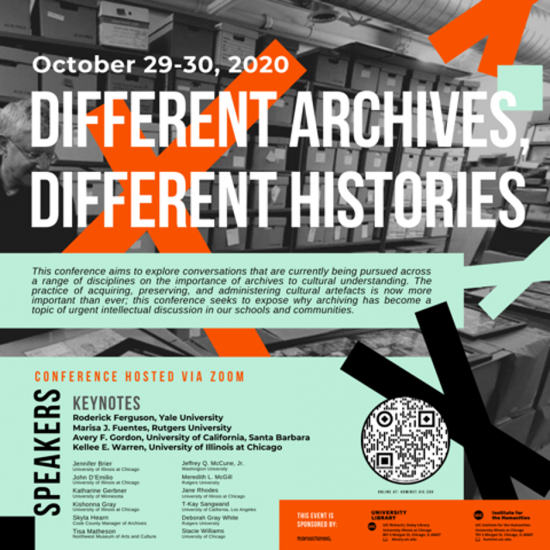 Different Archives Flyer