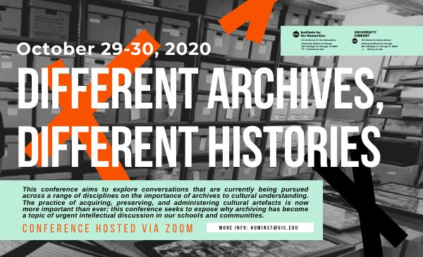 Humanities Summit 2020 Flyer