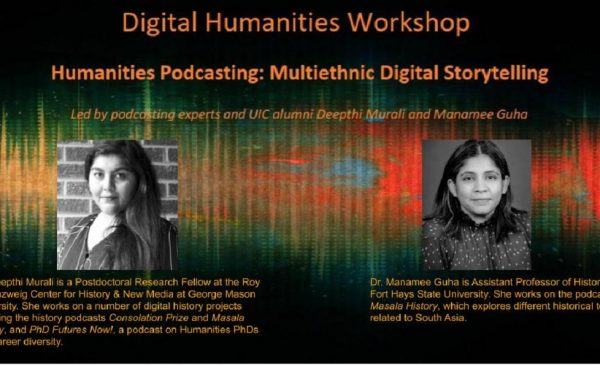 Humanities Podcasting